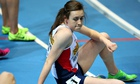 Laura Muir crashes out of world indoors in bad start for Team GB