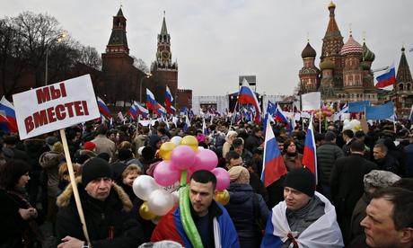 Крымские лидеры получили теплый прием во время посещения Москвы