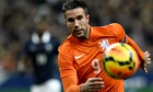 Robin van Persie settled at Manchester United, says David Moyes