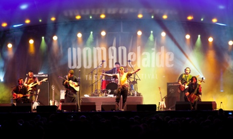 Womad festival review – old and new... - Guardian …