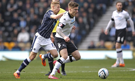 Derby County 0-1 Millwall | Championship match report