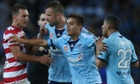 Ali Abbas to launch official complaint over alleged vilification in Sydney derby