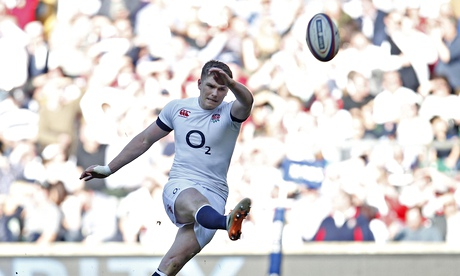 Owen Farrell kicked 19 points to send England to victory over Wales