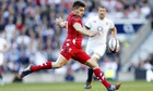 Out-of-control Wales left kicking themselves as England seize advantage | Eddie Butler