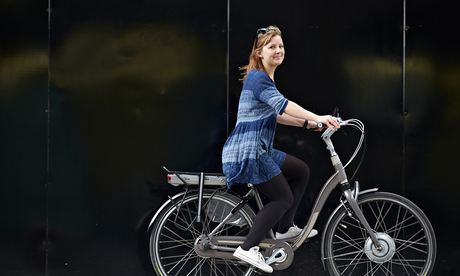 electric bike review by The Observer
