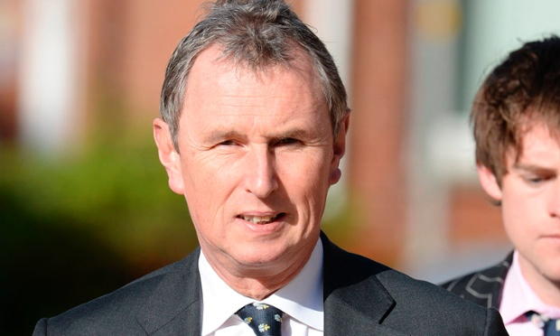 Nigel Evans, the former Commons deputy speaker, has been cleared of all charges.