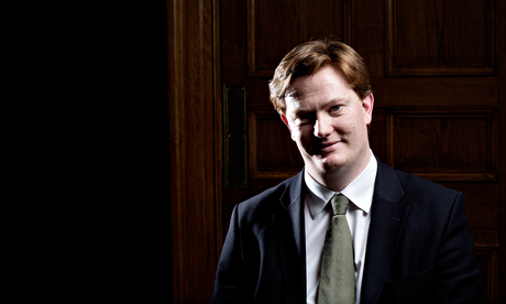 Danny Alexander: 'I get described as all sorts of things.'