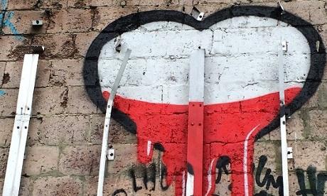 heartbleed graffiti