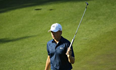 Jordan Spieth believes he is in a great position going into the final day of the Masters