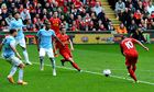 Philippe Coutinho  Liverpool v Manchester City - Premier League