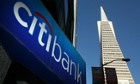 Citibank office in San Francisco.