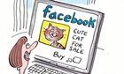 Kipper Williams cartoon Facebook 15.04.2014