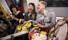 Picnic protest targets women who eat on tubes facebook group