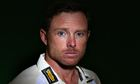 Ian Bell made a duck in Warwickshire's first innings but rose defiantly in the second