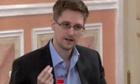 Edward Snowden October 2013