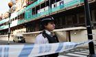 Building police tape