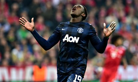 Manchester United fine Tom Cleverley, Danny Welbeck and Ashley Young