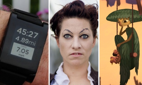 Pebble, Amanda Palmer and Broken Age were all hits on Kickstarter.