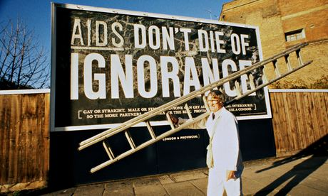AIDS HEALTH WARNING CAMPAIGN