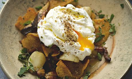 Glorious mess: Yotam Ottolenghi's comfort food recipes