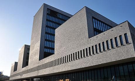 Exterior of Europol's European Cybercrime centre