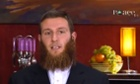Preacher Musa Cerantonio. Image taken from a YouTube video.