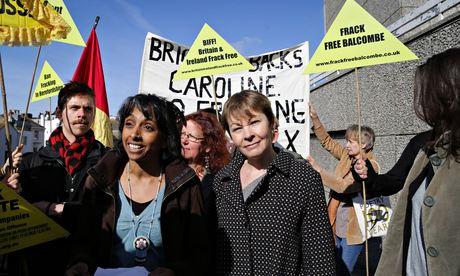 Caroline Lucas court case