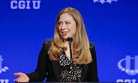 Chelsea Clinton, Clinton Global Initiative University, March 2014