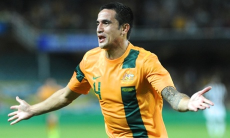 Socceroos buoyed ahead of World Cup as Tim Cahill returns from injury