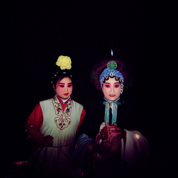 Enter the surreal wonderland of pagan China in pictures...