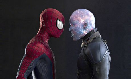 2014, THE AMAZING SPIDER-MAN 2