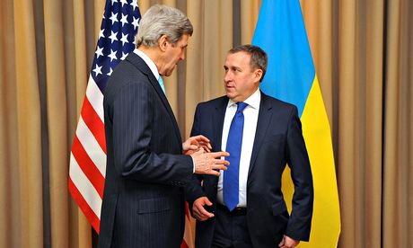 US offers Ukraine non-lethal military aid but urges Kiev to act responsibly