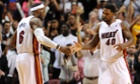 Will LeBron James and the Miami Heat win their third straight NBA title?