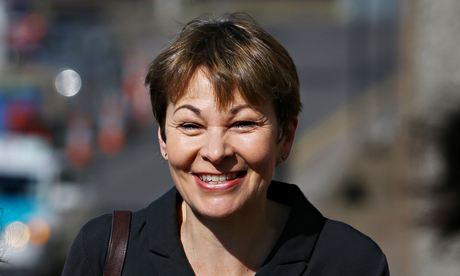 Caroline Lucas cleared of anti-fracking protest charges...