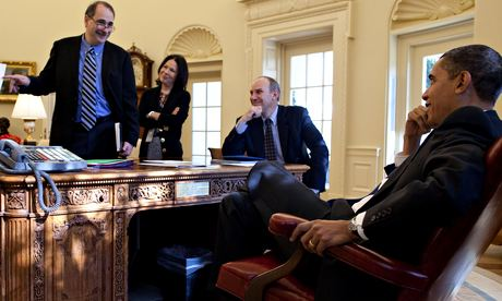 White House David Axelrod Barack Obama