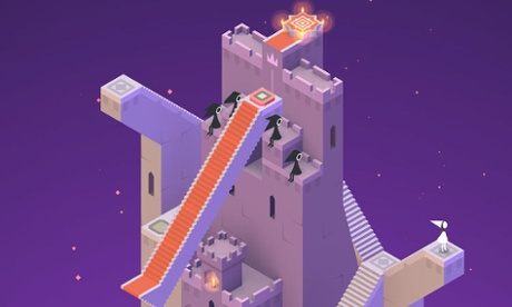 Monument Valley: impossible architecture game builds success