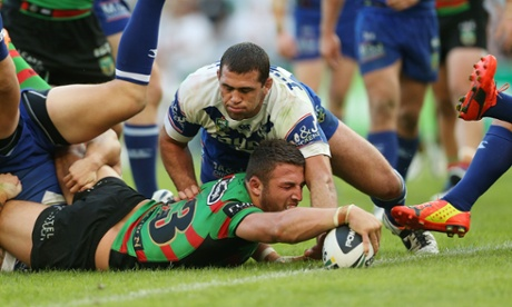 Canterbury Bulldogs squeeze out South Sydney with late field goal