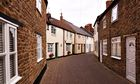 A street in Oakham, Rutland