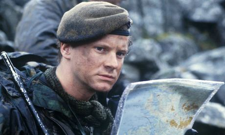 Colin Firth in Tumbledown