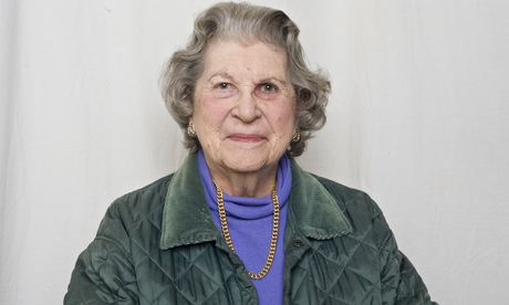 Baroness Trumpington on her memoir: 'I didn't write the damn book and I haven't read it either.'