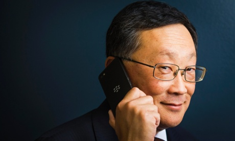 Blackberry CEO John Chen: ending deal with T-Mobile US after spat over iPhone promotion