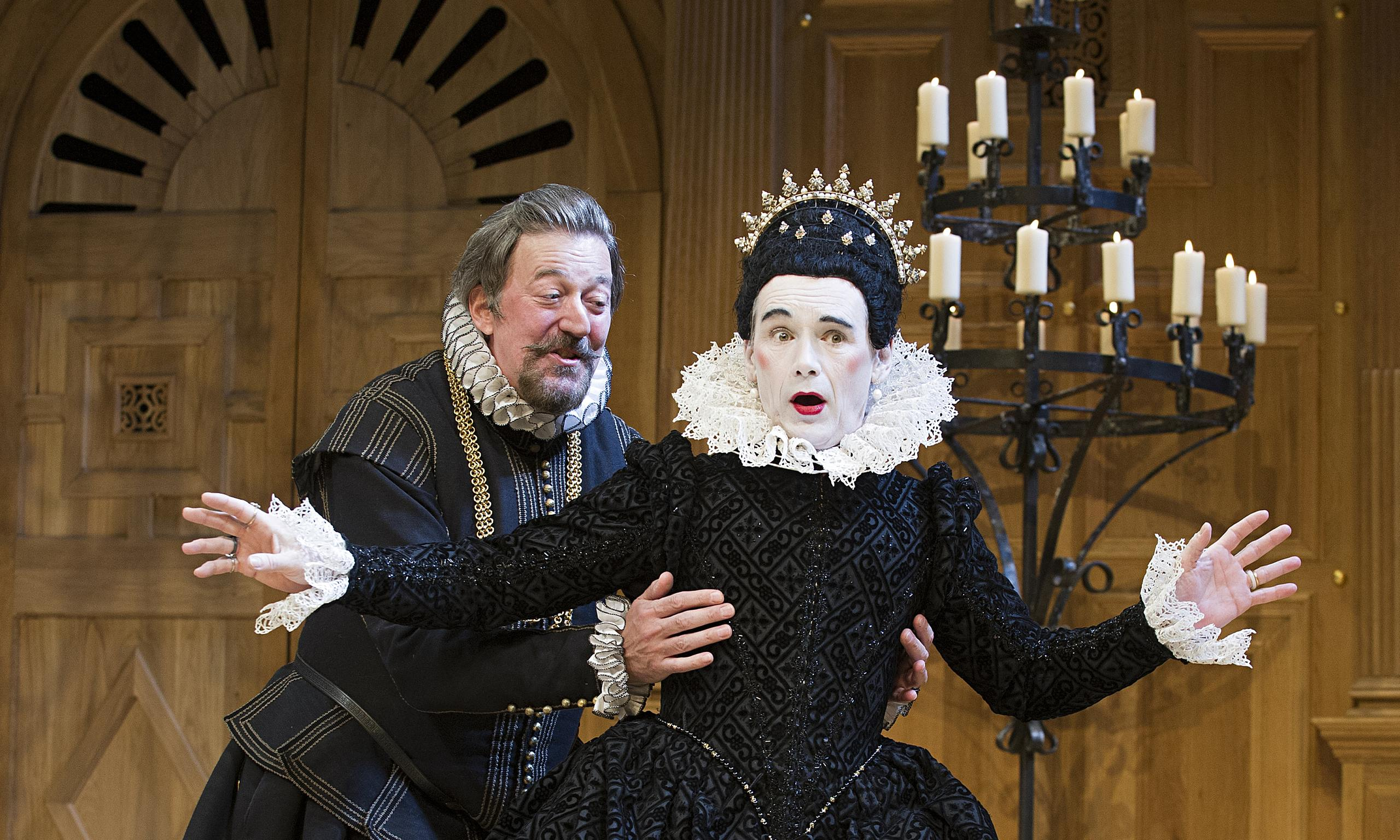 Laughter in twelfth night