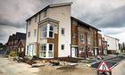 milton keynes housing development