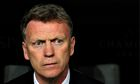 David Moyes says Manchester United need a 'fundamental rebuilding'