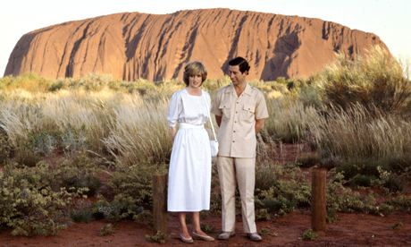 Princess Diana and Prince 011 Royal tour of Australia is all about creation of soft propaganda ...