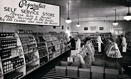 A Co-operative supermarket
