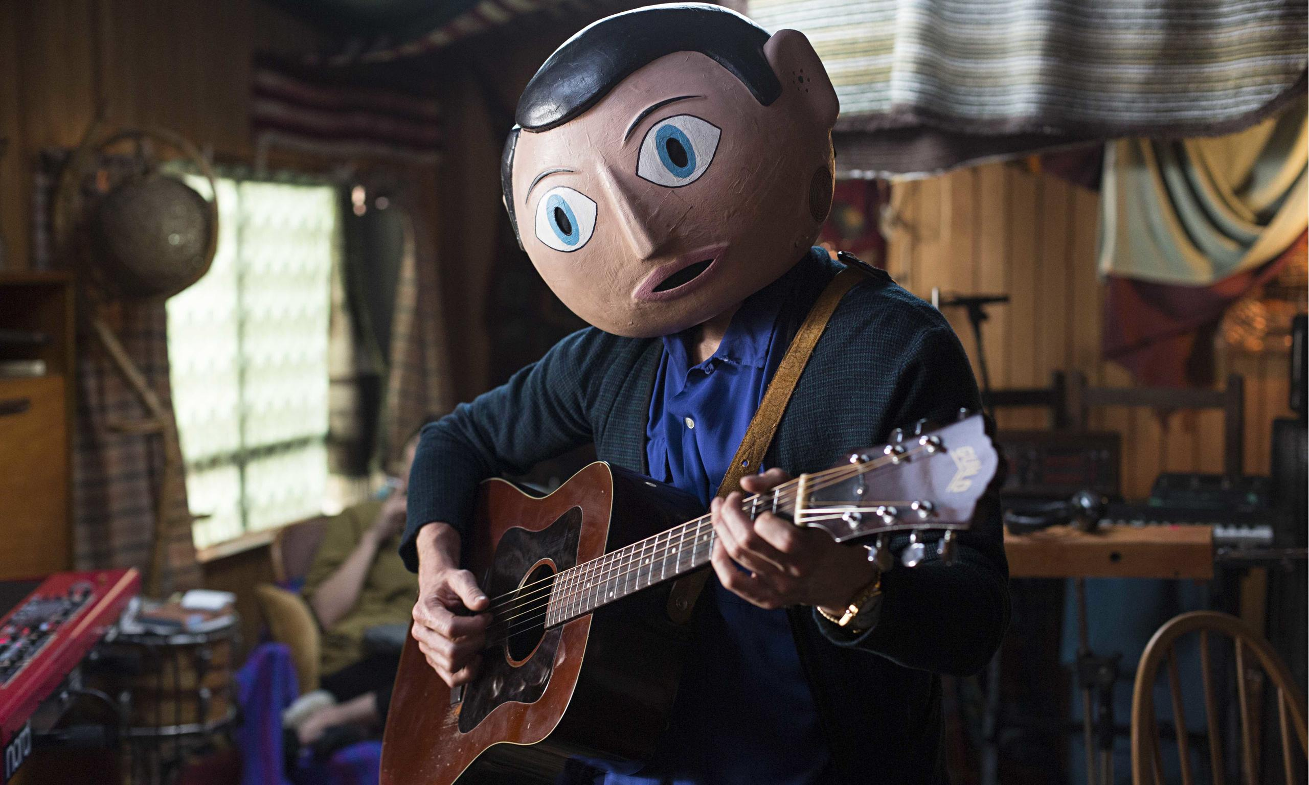 Michael Fassbender: Frank and me | Film | The Guardian