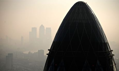 London's Gherkin put into receivership