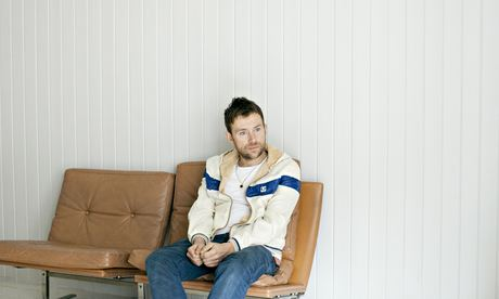 Damon Albarn photographed in London last month by Linda Brownlee for the Observer.