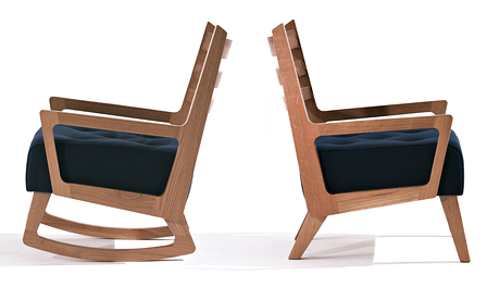 The Oliver armchair